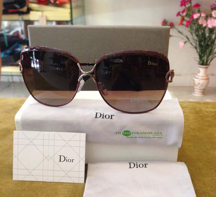 Kính mắt nữ thời trang cao cấp phong cách Dior DR8702