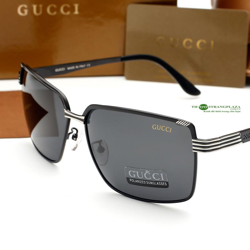 Kính mắt nam thời trang cao cấp Gucci GC02