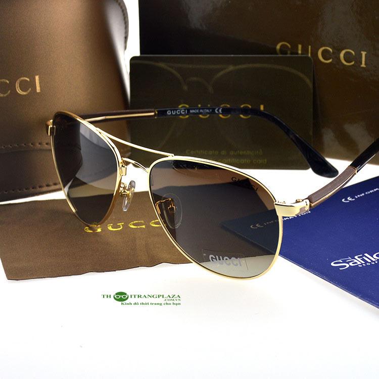 Kính mắt nam thời trang cao cấp Gucci GC03