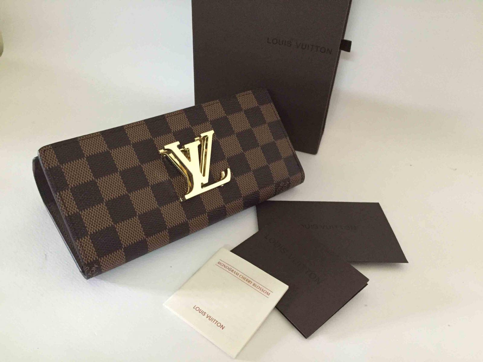 Ví nữ thời trang cao cấp Louis Vuitton