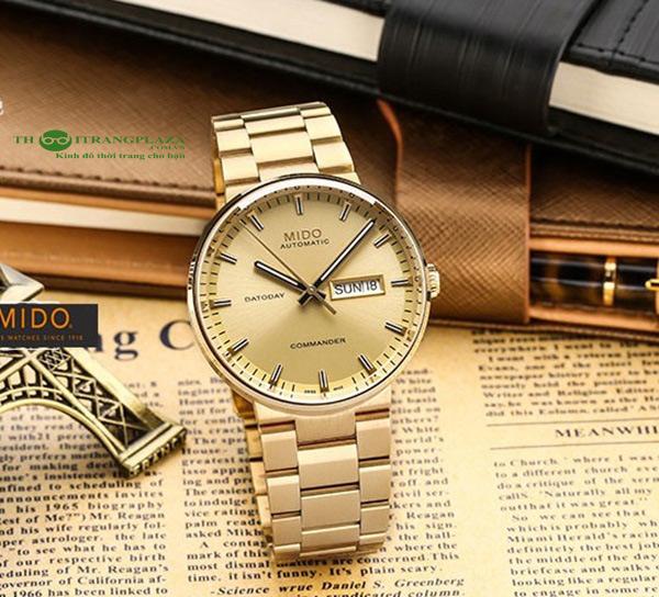 Đồng hồ nam Mido Commander M014.430.33.021.00