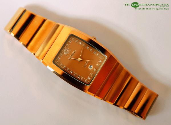 Đồng hồ nam thời trang cao cấp Rado đính đá RD01