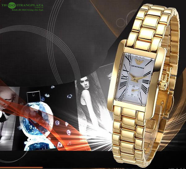 Đồng hồ nữ thời trang cao cấp Armani Classic Women