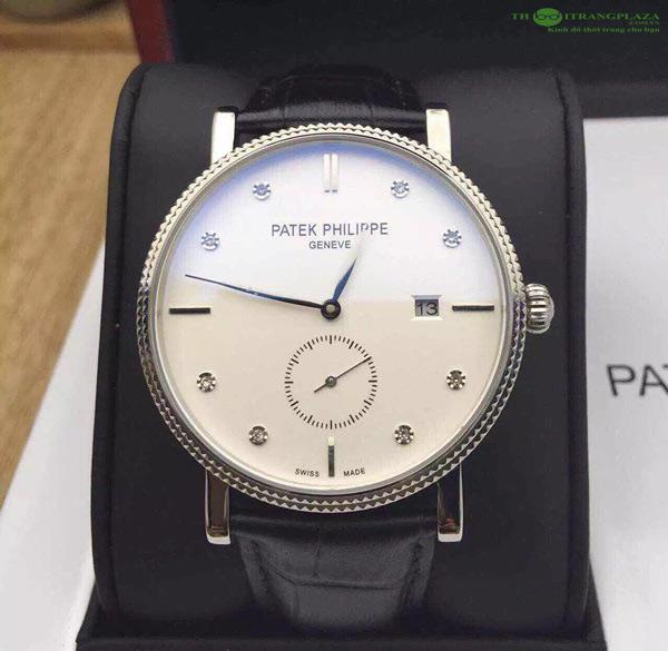 Đồng hồ nam thời trang cao cấp Patek Philippe PT04