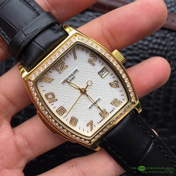 Đồng hồ nam thời trang cao cấp Patek Philippe PT07