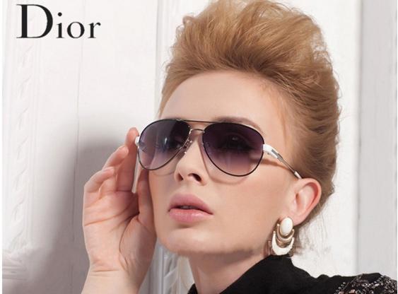 Kính mắt nữ thời trang cao cấp Dior DR03
