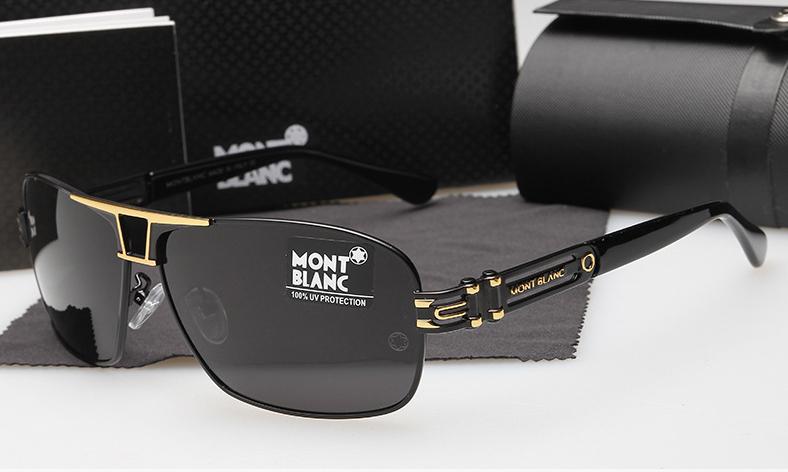 Kính mắt nam thời trang cao cấp Mont Blanc MBC501