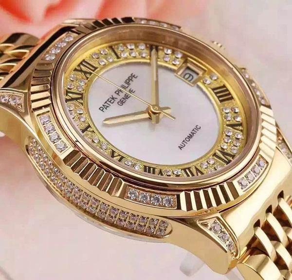 Đồng hồ nam hàng hiệu Patek Philippe PT14 Automatic