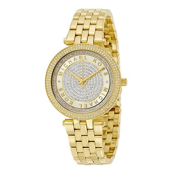 Đồng hồ nữ Michael Kors Mini Darci Gold MK3445
