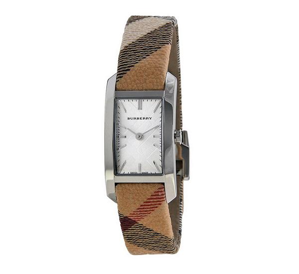 Đồng hồ nữ dây da cao cấp Burberry BR04