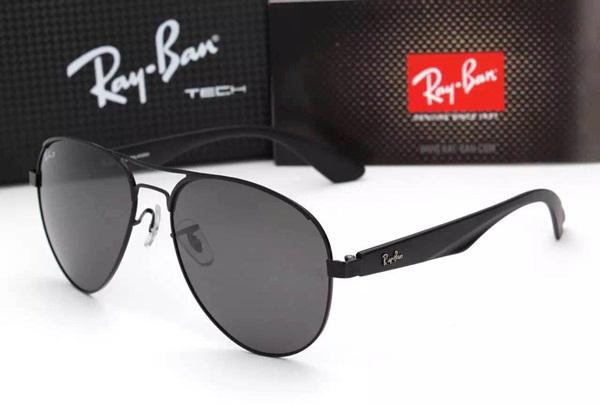 Kính mắt nam thời trang RayBan Polarized RB3523