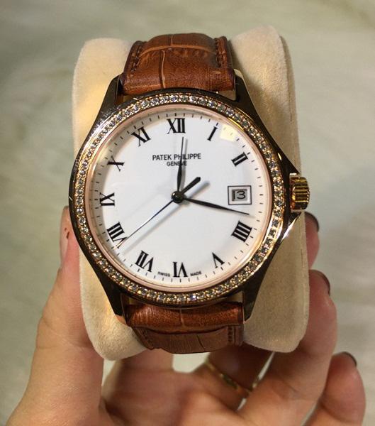Đồng hồ nam cao cấp Patek Philippe Calatrava 5117R