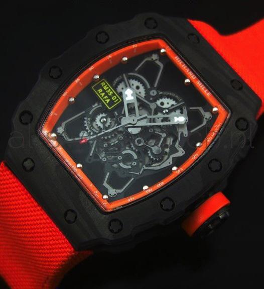 Đồng hồ nam Richard Mille RM35-01 RAFA Red