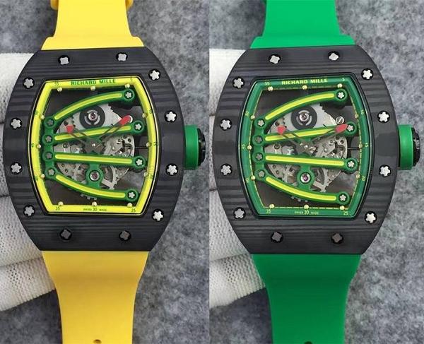Đồng hồ nam cao cấp Richard Mille RM59-01M
