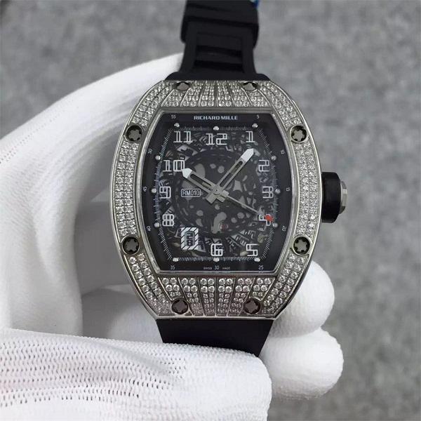 Đồng hồ nam cao cấp Richard Mille Automatic RM010