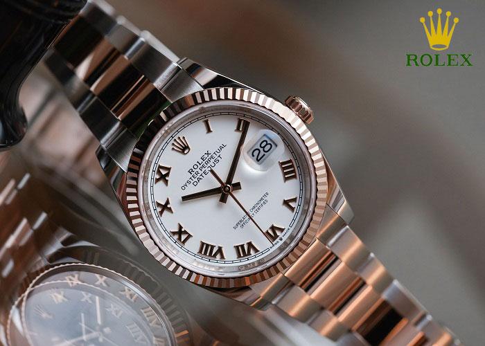 Đồng hồ nam Rolex Datejust 126231