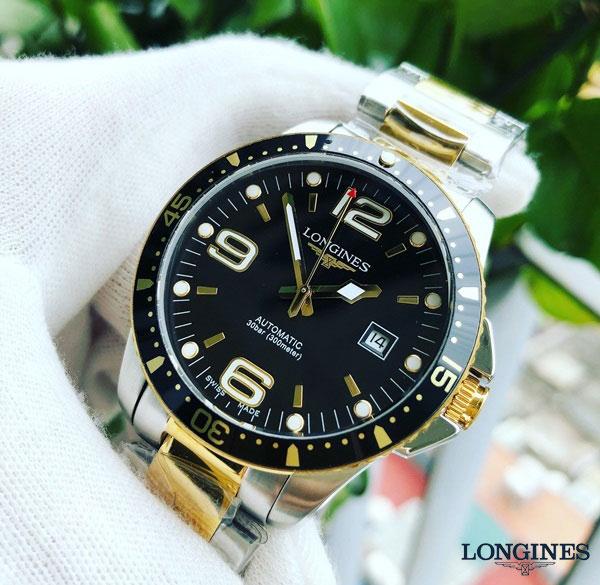 Đồng hồ nam Longines Hydroconquest L3.742.3.56.7