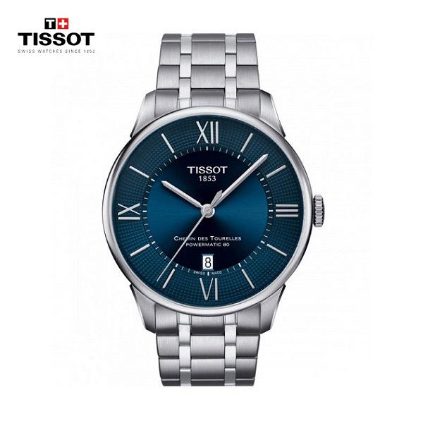 Đồng hồ nam Tissot Chemin Des Tourelles T099.407.11.048.00