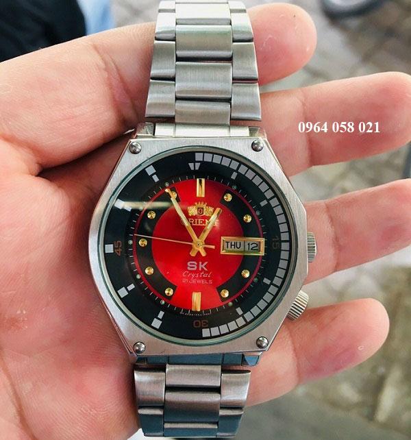 Đồng hồ Orient SK cổ chính hãng 1970 1980